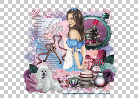 娃娃玩具雕像,仙境PNG剪贴画杂项,卡通,娃娃,粉红色M,小雕像,粉红