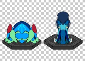 数码兽Gomamon水灵,数码兽PNG剪贴画卡通,虚构人物,艺术,水,精神,
