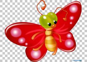 蝴蝶桌面PNG剪贴画紫罗兰,昆虫,卡通,桌面壁纸,玩具,传粉者,飞蛾