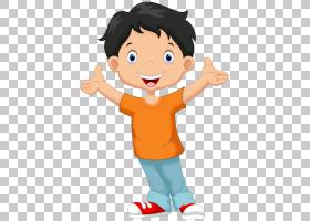 卡通绘图,快乐的脚PNG剪贴画漫画,儿童,手,蹒跚学步,男孩,人类,卡