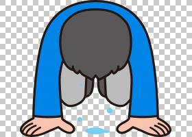 哭泣的悲伤,眼泪PNG剪贴画杂项,蓝色,图像文件格式,其他,悲伤,卡