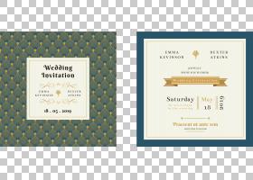 婚礼邀请纸Convite,卡通婚礼邀请设计PNG剪贴画假期,文本,婚礼,婚