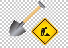 建筑工程,铲PNG剪贴画技术,卡通,行业,沙铲,建筑工程,铲矢量,小铲