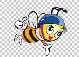 昆虫蜜蜂卡通,卡通蜜蜂PNG剪贴画卡通人物,摄影,标志,昆虫,漫画,图片