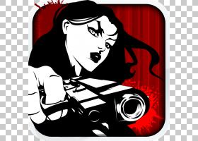 火器女人,G徒PNG clipart人,卡通,虚构人物,免版税,女孩,武器,绘