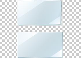 矩形矩形蓝色玻璃PNG剪贴画玻璃,蓝色,酒杯,角度,微软Azure,卡通,