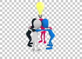 头脑风暴的想法创意,营销PNG剪贴画杂,气球,别人,买断式授权,绘画