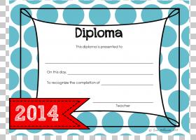 文凭学前学历证书毕业典礼,幼儿园证书模板PNG剪贴画蓝色,儿童,文