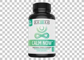 膳食补充剂放松压力营养焦虑,绿茶PNG剪贴画杂项,其他,营养,睡眠,图片