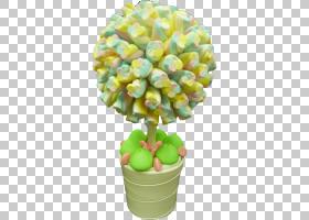 棉花糖棒棒糖蛋糕糖果树,棒棒糖PNG剪贴画蓝色,颜色,花,棒棒糖,蛋