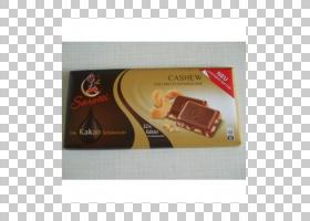 巧克力块Praline Flavour糖果,CASHEW PNG剪贴画巧克力棒,巧克力,图片