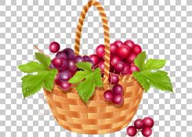 巨峰葡萄酒篮,葡萄PNG剪贴画天然食品,fruttiDiBosco,食品,葡萄酒图片