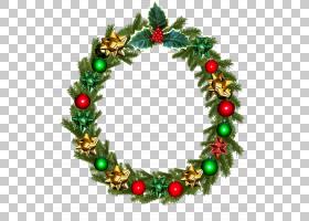 圣诞卡花圈婚礼邀请,花环PNG剪贴画装饰,婚礼邀请,圣诞节装饰,派