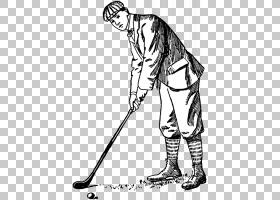 高尔夫俱乐部高尔夫球高尔夫球场前,高尔夫PNG剪贴画白色,哺乳动