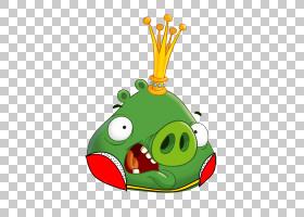 愤怒的小鸟史诗坏小猪愤怒的小鸟去! ,猪PNG剪贴画食品,动物,脊图片