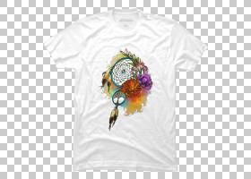 服装T恤礼物圣诞节广告,梦想家PNG剪贴画t恤,白,文本,蜡烛,花卉,