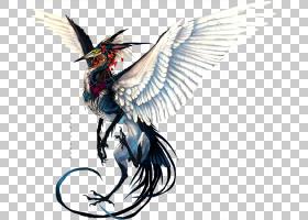 苍鹭鸟翼,鸟PNG剪贴画动物,虚构人物,鸟,deviantArt,羽毛,下载,绘