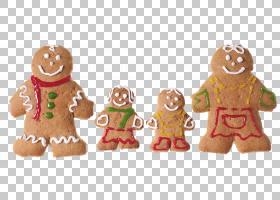 姜饼屋姜饼人圣诞节,圣诞节姜饼人PNG clipart食品,烘烤,人民,蜡图片