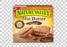 坚果黄油自然谷花生酱饼干,黄油PNG剪贴画烘焙食品,食品,燕麦,花图片