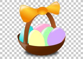复活节兔子复活节彩蛋,鸡蛋PNG剪贴画食品,假期,复活节彩蛋,复活图片