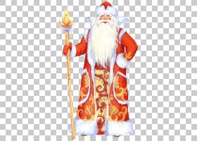 Ded Moroz圣诞老人圣诞节,圣诞老人PNG剪贴画假期,新年,ded莫罗兹