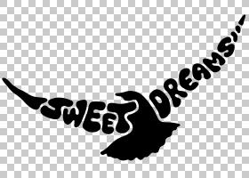 鸟图形设计标志,晚安PNG剪贴画杂项,动物,文字,摄影,标志,单色,不