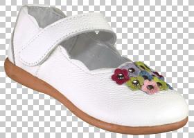鞋鞋凉鞋行走,茉莉白色PNG剪贴画时尚,户外鞋,鞋,鞋,凉鞋,散步,步