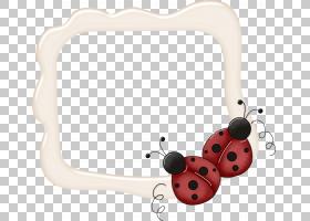 瓢虫昆虫绘图剪贴,白框PNG剪贴画动物,图片框架,剪贴簿,松树,运气
