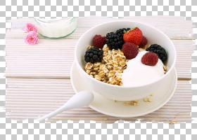 松饼营养健康膳食补充剂食品,格兰诺拉麦片PNG剪贴画食品,早餐,食