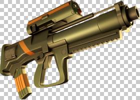 枪械武器自动榴弹发射器枪管,手榴弹PNG剪贴画突击步枪,手枪,气枪
