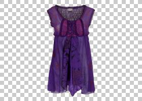 连衣裙丁香薰衣草紫罗兰,背心PNG剪贴画紫色,紫罗兰色,鸡尾酒,洋