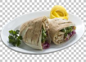 包裹沙瓦玛陀螺帕尼尼阿富汗美食,Paneer PNG剪贴画食品,早餐,食