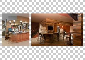 地下室装修室内设计服务浴室,酒吧创意PNG剪贴画厨房,家具,室内设