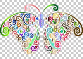 蝴蝶蝴蝶PNG剪贴画昆虫,对称,桌面壁纸,剪影,飞蛾和蝴蝶,生物,艺