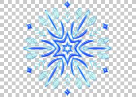 钴蓝色雪花对称图案雪花PNG剪贴画蓝色,对称,微软Azure,花卉,雪花