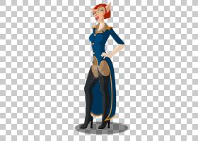 船长Amelia角色艺术YouTube,船长内裤PNG剪贴画队长,虚构人物,超