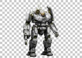机甲战士在线BattleTech机甲BattleMech战争机器人,犀牛PNG剪贴画