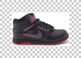 T恤运动鞋鞋耐克服装T恤PNG剪贴画时尚,户外鞋,运动鞋,远足鞋,黑