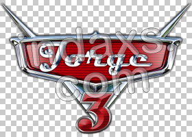 YouTube标志汽车皮克斯沃尔特迪斯尼的汽车标志PNG剪贴画汽车徽标