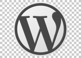 WordPress桌面插件主题,上传按钮PNG剪贴画会徽,网页设计,徽标,桌