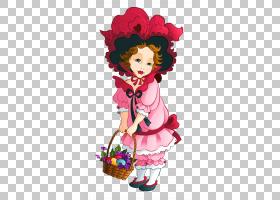 儿童娃娃PNG剪贴画杂项,儿童,花卉,虚构人物,免版税,女孩,女人,娃