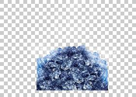 冰块PNG剪贴画蓝色,岩石,封装的PostScript,冰淇淋,糖衣,糖衣,冰