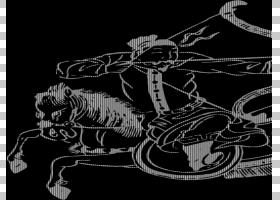 中国骑射箭,弓箭PNG剪贴画哺乳动物,手,单色,脊椎动物,马Tack,维