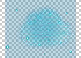 圆角生物模式,互联网云装饰图案PNG剪贴画纹理,蓝色,文本,云,三角