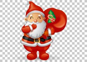 圣诞老人圣诞树计算机象,圣诞老人PNG clipart食品,假期,圣诞节装