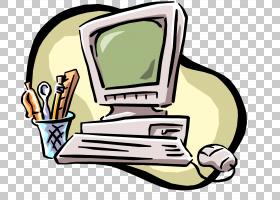 计算机科学个人计算机的历史计算Datorsystem,计算机桌面pc PNG剪