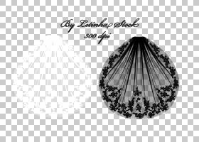 面纱摄影数字艺术,面纱PNG剪贴画杂,帽子,摄影,婚庆,其他,单色,de