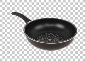 聚四氟乙烯不粘表面调味炊具煎锅,炊具PNG剪贴画烹饪,煎锅,涂层,