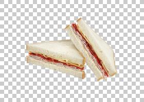 火腿和奶酪三明治Panini Bocadillo早餐三明治,火腿PNG剪贴画食品