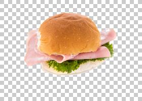 火腿和奶酪三明治潜艇三明治芝士汉堡Banketbakkerij,午餐室在de